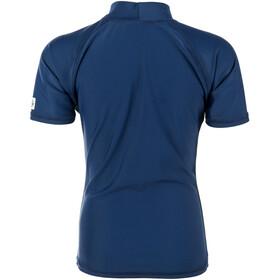 Color Kids Timon UPF Camiseta Tamaño Corto Niños, estate blue